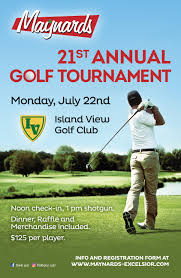 maynards golf tournament