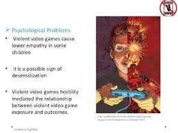 Do violent video games cause behavior problems   Essay projektowaniewnetrz ml
