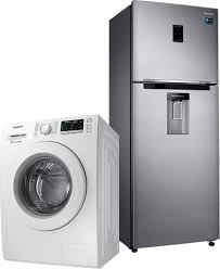Combo Tủ lạnh Samsung 394 lít RT38K5982SL + Máy giặt Samsung 8 kg  WW80J52G0KW giá hấp dẫn tại Nguyễn Kim