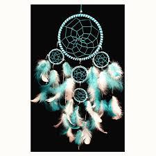 Dream Catchers Organization Amazon Handmade Dream Catcher with Feathers Wall Hanging 94