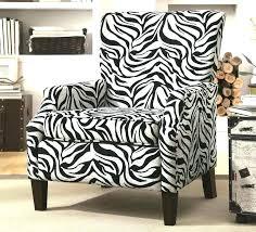 zebra arm chair. Leopard Print Chairs Zebra Striped Chair Animal Accent Furniture Uk Armchair Arm T