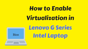 how to enable virtualization in lenovo