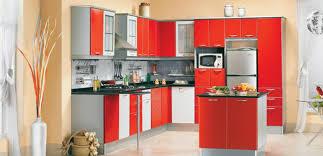 Chic Modular Kitchen.