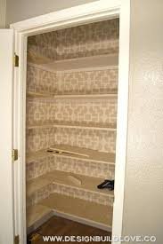 diy pantry closet shelves turn the corner with the shelving in the pantry for more storage