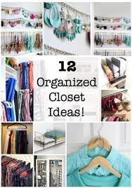 most of us would like to have an organized closet so that we can make the