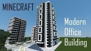 modern office buildings. Minecraft Modern Office Building + Download Buildings N
