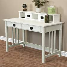 home office writing desk. best choice products writing desk mission white home office computer wood construction new o