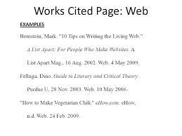 Mla Citation In Essay Example Format Essay Example Example Format