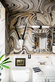 8 thrifty bathroom decorating ideas from a home in harlem architectural digest