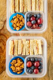 PB\u0026J Bento Box -- kids LOVE these simple bento boxes, and you can | Back to School Lunch Idea - Unsophisticook