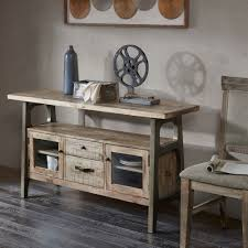 """INK IVY Oliver Grey Buffet - 59""""w x 17""""w x 32""""h - Overstock - 21417054"""