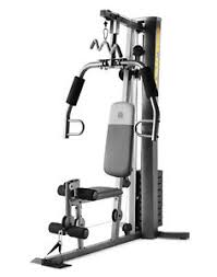 Details About Home Fitness Machine Golds Gym Xrs 50 Strength Training Workout Equipment New