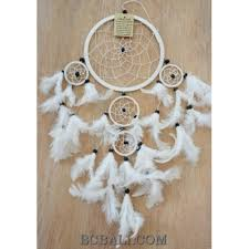 bali feather dream catcher 5circle wall