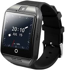 ZOMTOP Q18 Smart Watch Phone Bluetooth Camera SIM <b>TF Card</b>