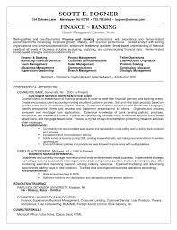 Financial Representative Sample Resume Professional Customer Service Resume New Guest Service 9