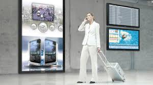 <b>Digital Signage</b> information display system -Solutions