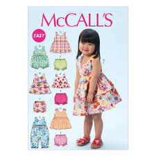 Mccalls Pattern Delectable Amazon McCall Pattern Company M48 Toddlers' Top Dresses