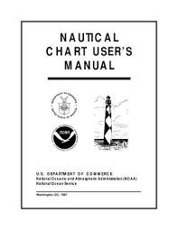 Noaa Nautical Chart Users Manual 1997 By Akto Fylakas Issuu