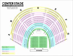 Center Stage Theater Atlanta Seating Chart 68 Efficient Fox Theatre Atlanta Detailed Seating Chart
