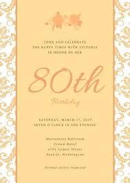 email birthday invitation birthday invitations 80th birthday party birthday party invitations