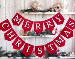 merry christmas banner. Plain Christmas Merry Christmas Banner Garland Merry Christmas Sign Burlap  Bunting Decor Bunting In Banner B