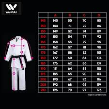Details About Yawara Judo Gi Jacket Korea National Judo Association Approved Training Uniform