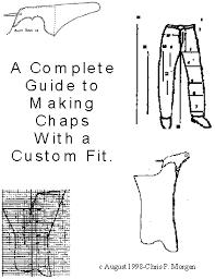 Chaps Pattern