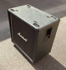 Marshall 4x10 Cabinet Sold Marshall Ibs 3540 Head Jcm800 Bass 4x10 Cabinet