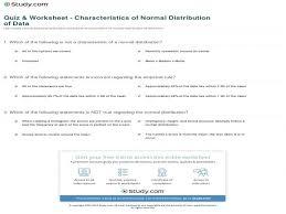 Empirical Rule Worksheet - wiildcreative
