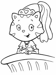Small Picture Puppy And Kitten Coloring Pages To Print Coloring Pages