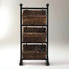Bathroom wall storage baskets Back Toilet Hanging Shelf With Baskets Hanging Shelf With Baskets Wondrous Design Basket Shelves Dicuerfashioninfo Hanging Shelf With Baskets Toilet Basket Stylish Bathroom Wall