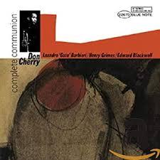 <b>CHERRY</b>, <b>DON</b> - <b>Complete</b> Communion - Amazon.com Music