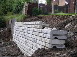 redi rock installation dromore moore concrete