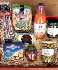 quick view spanish tapas gift box