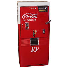 Coca Cola Vending Machine For Sale Mesmerizing 48s CocaCola Westinghouse Model 48 Vending Machine For Sale At