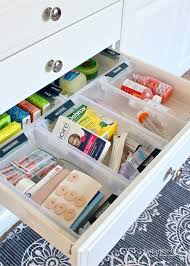 Organizing Drawers Extraordinary Creative Ways To Organize Bathroom Cabinets And Drawers The Homes