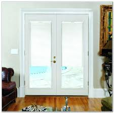 excellent single patio door with blinds between glass see the exterior french door with blinds decor single patio