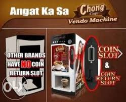 Vending Coffee Machine Philippines Awesome Gensan Area Chong Coffee Star Vending Machine [ Food Beverage