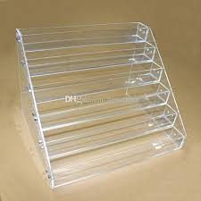 E Liquid Display Stand Acrylic Ecig Display Showcase 100ml 100ml 100ml 100m Clear Shelf 14