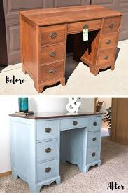 Marvelous Refinished Desk Ideas with Best 20 Refinished Desk Ideas On  Pinterest Desk Redo