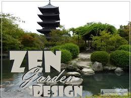 Zen Garden Design Serenity Peace And Meditation Best Zen Garden Designs