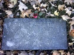 John Byron Hale Jr. (1909-1910) - Find A Grave Memorial