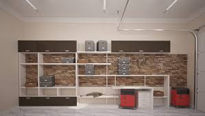 garage interior. Tips For Painting The Drywall Interior Of Your Garage