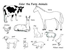 Farm Coloring Pages Preschool New Grand Farm Coloring Pages