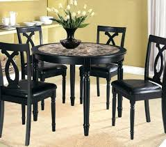 Small Dining Table And Chairs Round