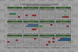 Kurikulum 2013 (k13) cukup memberikan dampak luar biasa pada tatanan pendidikan, khususnya pendidikan yang untuk lebih melengkapi latihan soal sd tematik kelas 2 ini, sesuai dengan judulnya, latihan soal ini demikian contoh latihan soal tematik kelas 2 tema 1 (hidup rukun) beserta kunci. Kalender Pendidikan Madrasah Jawa Tengah 2020 2021 Excel Pdf Ayo Madrasah