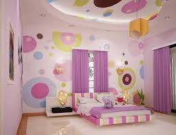 Nice Wallpapers For Bedrooms Teenage Girl Bedroom Wall Designs Inspiration Beautiful Kids Room