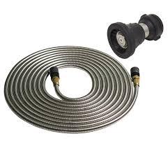 25 foot garden hose. ultimate steel garden hose 25-foot/7.6-metre pack 25 foot i
