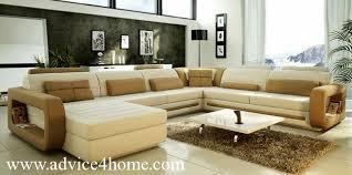 home furniture sofa designs. cream-brown modern sofa design in living room home furniture designs g