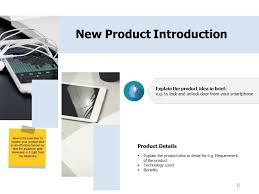 Product Presentation Example Presentation Of Product Powerpoint Presentation